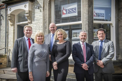 Meet the team at Harrogate estate agents and letting agents FSS