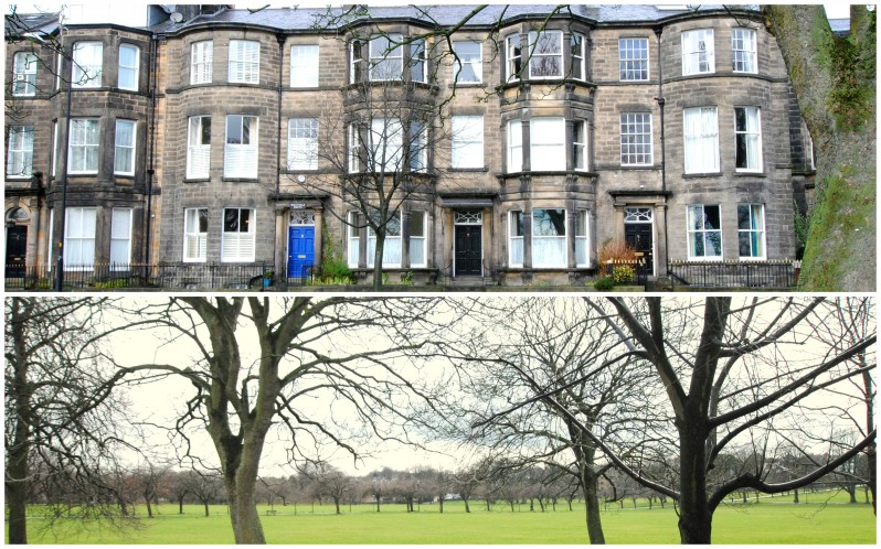 Historic Georgian Home With Harrogate Stray Views for Sale