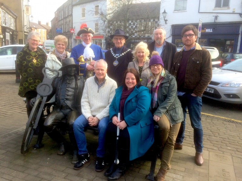 We're Supporting Knaresborough and the Blind Jack Tricentenary