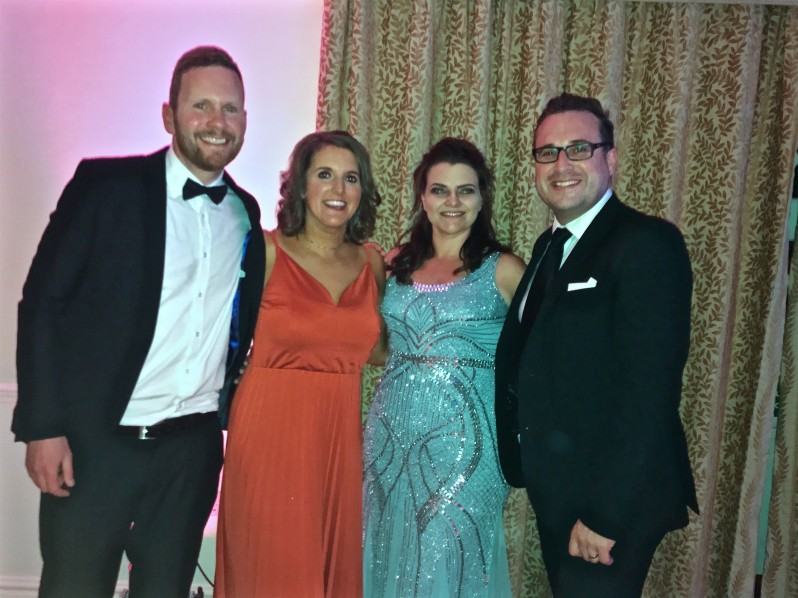 Sunshine Ball raises £7,000 for Oscar and Felix