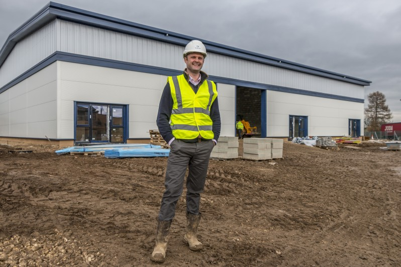 Hitting the Headlines with New Thorp Arch Business Park