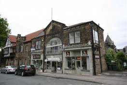 Landmark Ilkley Arcade Up For Sale