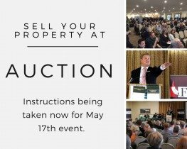 List your property in our next auction