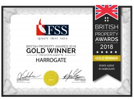 FSS Wins Gold in British Property Awards