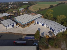 Thorp Arch Business Park Opens