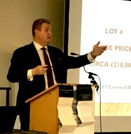 Property owners secure quick sale at May property auction