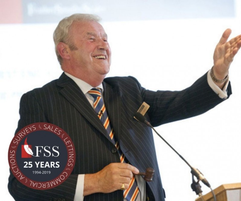 FSS Marks 25 Years: An Interview with Charles Smailes