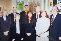 """We all got along so well… and still do!"" Memories from our first auction co-ordinator"