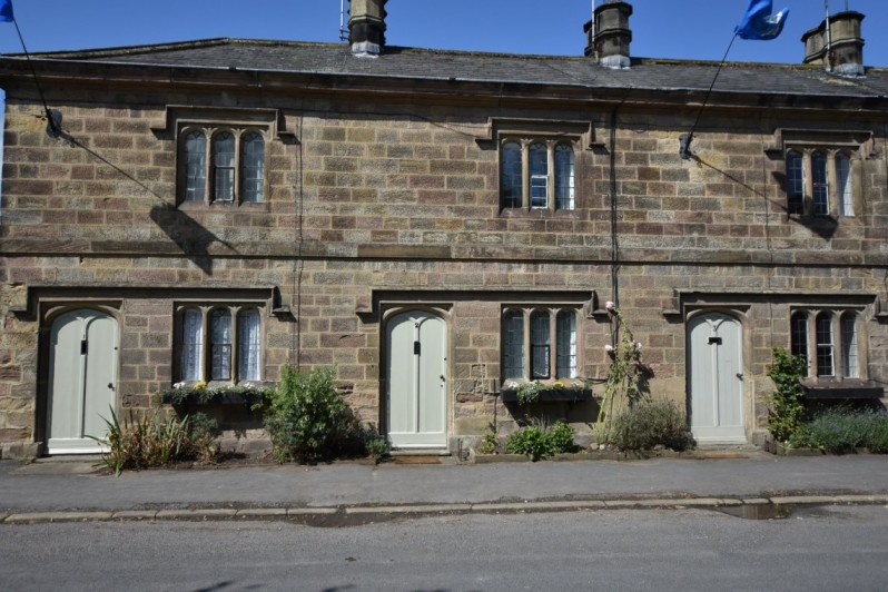 Ripley Estate Cottages up for Auction