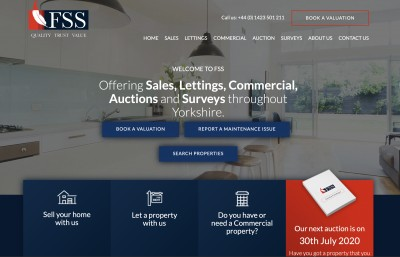 FSS Invests in Online Presence with New Website Launch
