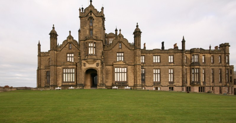 Rent an Office in a Yorkshire Castle