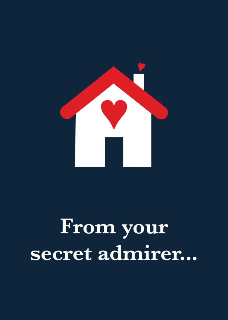 Who's Your Secret Admirer
